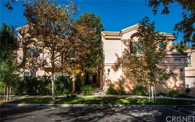 25148 Steinbeck Avenue UNIT E, Stevenson Ranch, CA 91381 - MLS#: SR18266511