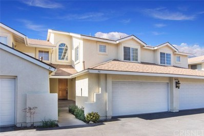 28133 Seco Canyon Road UNIT 36, Saugus, CA 91390 - MLS#: SR18267263