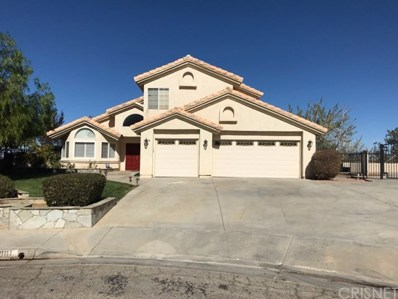 5001 Altar Court, Palmdale, CA 93551 - MLS#: SR18267329