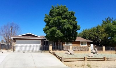 8549 Eucalyptus Avenue, California City, CA 93505 - MLS#: SR18267553