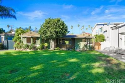 4431 Ethel Avenue, Studio City, CA 91604 - MLS#: SR18267752