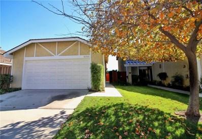 16746 Highfalls Street, Canyon Country, CA 91387 - MLS#: SR18267831