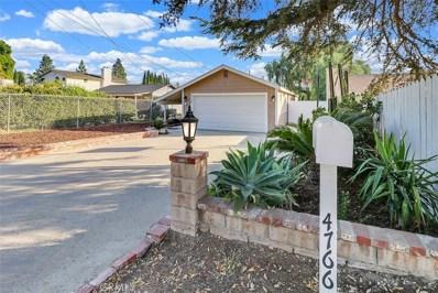 4766 Adam Road, Simi Valley, CA 93063 - MLS#: SR18268426