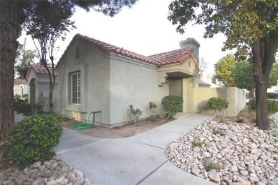 37940 42nd Street E UNIT 127, Palmdale, CA 93552 - MLS#: SR18268474