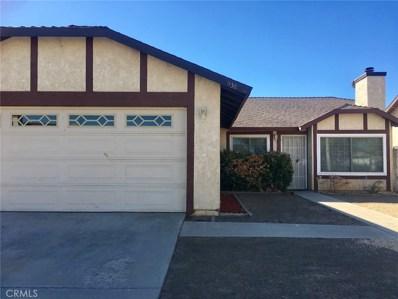 538 E Avenue J9, Lancaster, CA 93535 - MLS#: SR18268856