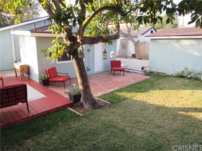 1544 N Hill Avenue, Pasadena, CA 91104 - MLS#: SR18269166