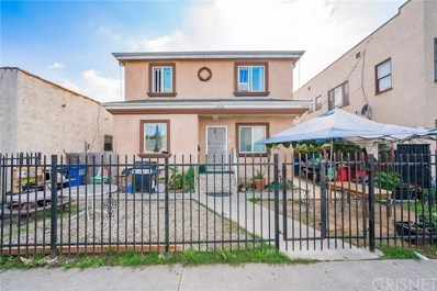 1712 W Gage Avenue, Los Angeles, CA 90047 - MLS#: SR18269270