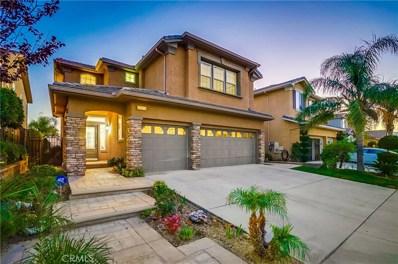 20808 Campania Lane, Porter Ranch, CA 91326 - MLS#: SR18269286