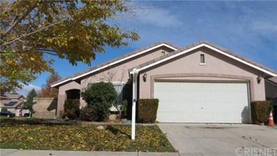 2845 W Pillsbury Street, Lancaster, CA 93536 - MLS#: SR18269345