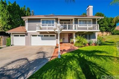 17341 Flower Hill Circle, Granada Hills, CA 91344 - MLS#: SR18269506