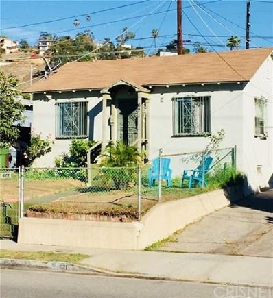 671 W Avenue 28, Los Angeles, CA 90065 - MLS#: SR18269725