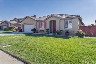 2416 Alpaca Avenue, Rosamond, CA 93560 - MLS#: SR18269894