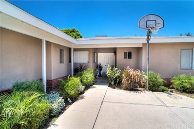 5733 Donna Avenue, Tarzana, CA 91356 - MLS#: SR18269898