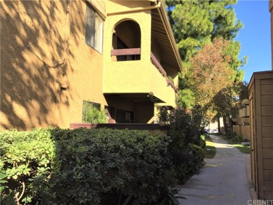 18752 Mandan Street UNIT 1010, Canyon Country, CA 91351 - MLS#: SR18270163