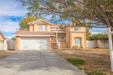 44138 Tahoe Way, Lancaster, CA 93536 - MLS#: SR18270280