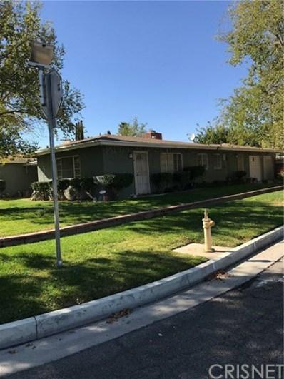44861 Kingtree Avenue, Lancaster, CA 93534 - MLS#: SR18270389