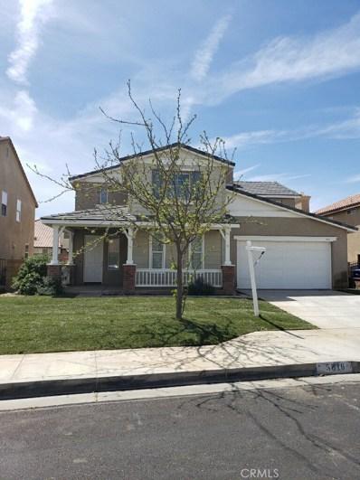 5816 Gem Court, Lancaster, CA 93536 - MLS#: SR18270832