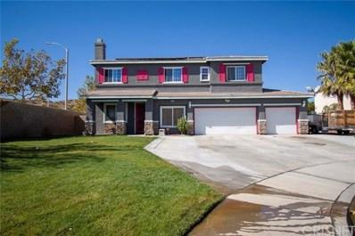 39215 Chantilly Lane, Palmdale, CA 93551 - MLS#: SR18270937