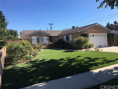 8748 Valjean Avenue, North Hills, CA 91343 - MLS#: SR18271178