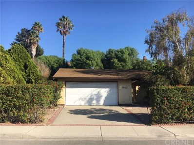 1667 Burning Tree Drive, Thousand Oaks, CA 91362 - MLS#: SR18271382
