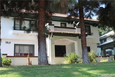 1815 N Wilton Place, Hollywood, CA 90028 - MLS#: SR18271564