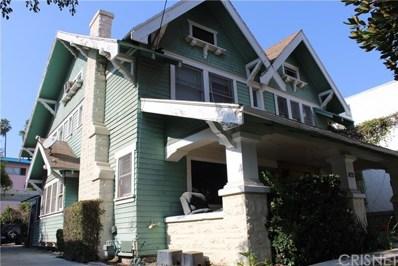 1833 N Wilton Place, Hollywood, CA 90028 - MLS#: SR18271862