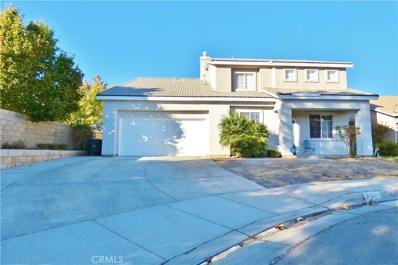 3423 Racquet Lane, Palmdale, CA 93551 - MLS#: SR18272507