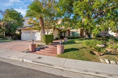 17657 Bryan Place, Granada Hills, CA 91344 - MLS#: SR18272773