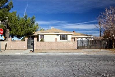 2003 E Avenue Q2, Palmdale, CA 93550 - MLS#: SR18273010