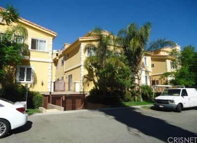 14535 Margate Street UNIT 7, Sherman Oaks, CA 91411 - MLS#: SR18273034