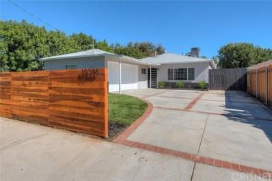 10346 Vassar Avenue, Chatsworth, CA 91311 - MLS#: SR18273530