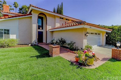 929 Newbury Road, Thousand Oaks, CA 91320 - MLS#: SR18273649