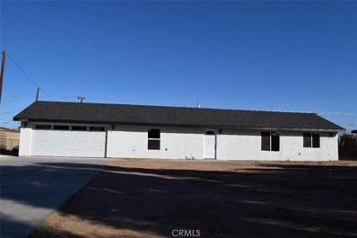 13401 Rancherias Road, Apple Valley, CA 92308 - MLS#: SR18273706