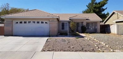 44325 63rd Street W, Lancaster, CA 93536 - MLS#: SR18273895