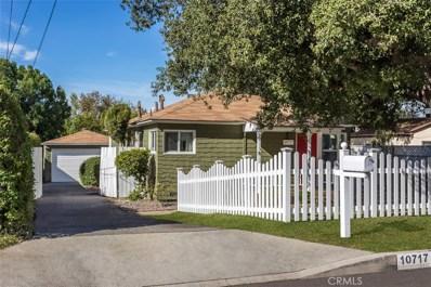 10717 Rhodesia Avenue, Sunland, CA 91040 - MLS#: SR18273910