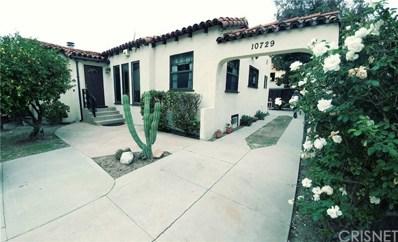 10729 Aqua Vista Street, Studio City, CA 91602 - MLS#: SR18274033