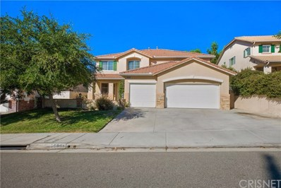 25611 Hood Way, Stevenson Ranch, CA 91381 - MLS#: SR18274424