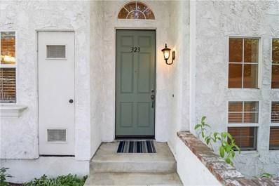 323 Westlake Vista Lane, Thousand Oaks, CA 91362 - MLS#: SR18274485