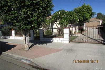 1407 Woodworth Street, San Fernando, CA 91340 - MLS#: SR18275102