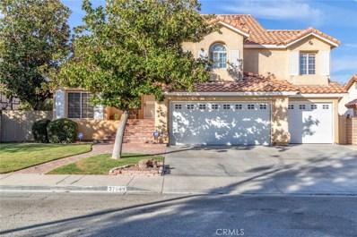 37649 Highland Court, Palmdale, CA 93552 - MLS#: SR18275193