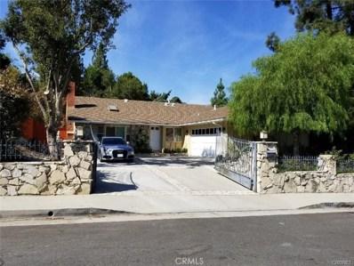 8427 Natalie Lane, West Hills, CA 91304 - MLS#: SR18275311