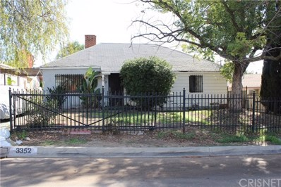 3352 Alicia Avenue, Altadena, CA 91001 - MLS#: SR18275586