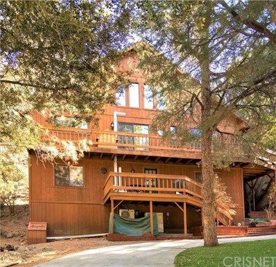 1812 Poplar Way, Pine Mtn Club, CA 93222 - MLS#: SR18275829