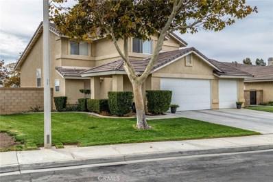 2124 Lightcap Street, Lancaster, CA 93535 - MLS#: SR18276404