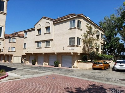 19858 Sandpiper Place UNIT 103, Newhall, CA 91321 - MLS#: SR18276412