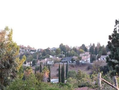 17608 Orna Drive, Granada Hills, CA 91344 - MLS#: SR18276474
