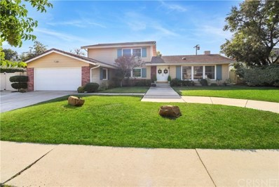 23412 Covello Street, West Hills, CA 91304 - MLS#: SR18276796