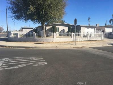 260 E Avenue Q, Palmdale, CA 93550 - MLS#: SR18277467