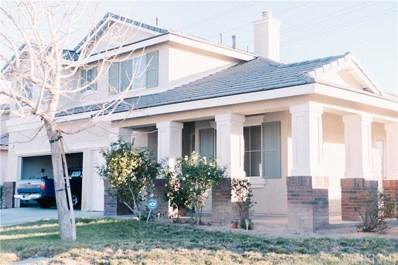 4660 Spice Street, Lancaster, CA 93536 - MLS#: SR18277635