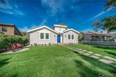 13917 Peach Grove Street, Sherman Oaks, CA 91423 - MLS#: SR18277792